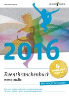 Eventbranchenbuch memo-media - E-Book Promotion