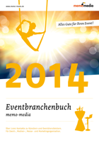 Eventbranchenbuch memo-media - E-Book Spotlights