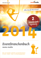 Eventbranchenbuch memo-media - E-Book Küstler